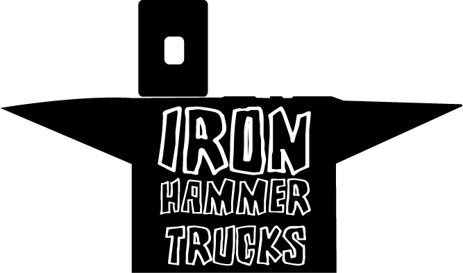 Iron Hammer Trucks Mini Logo